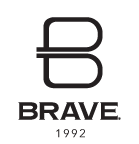 BraveLeather logo